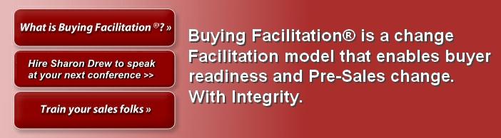 mfi gives sellers the tools to influence the buyer's behind-the-scenes decision making process. With Integrity.